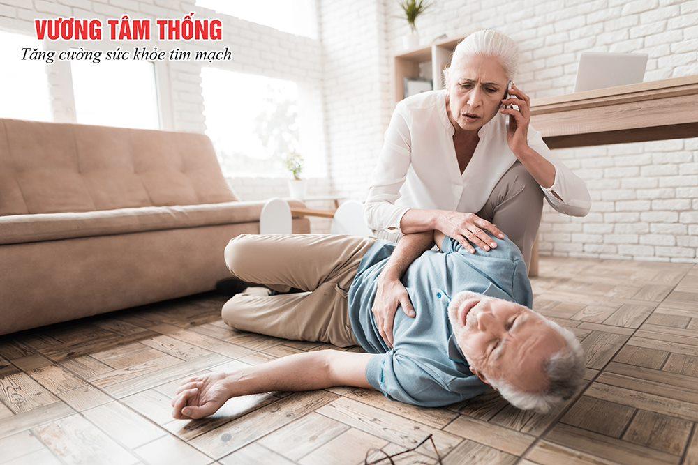 Biến chứng nhồi máu cơ tim do tăng huyết áp